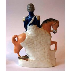 "Staffordshire Equestrian ""General Pelissier"""
