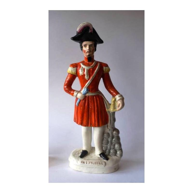 Staffordshire Pottery Pelissier