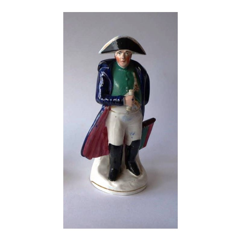 Staffordshire Pottery Napoleon