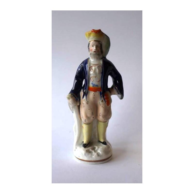 Staffordshire Pottery Ibrahim Pasha