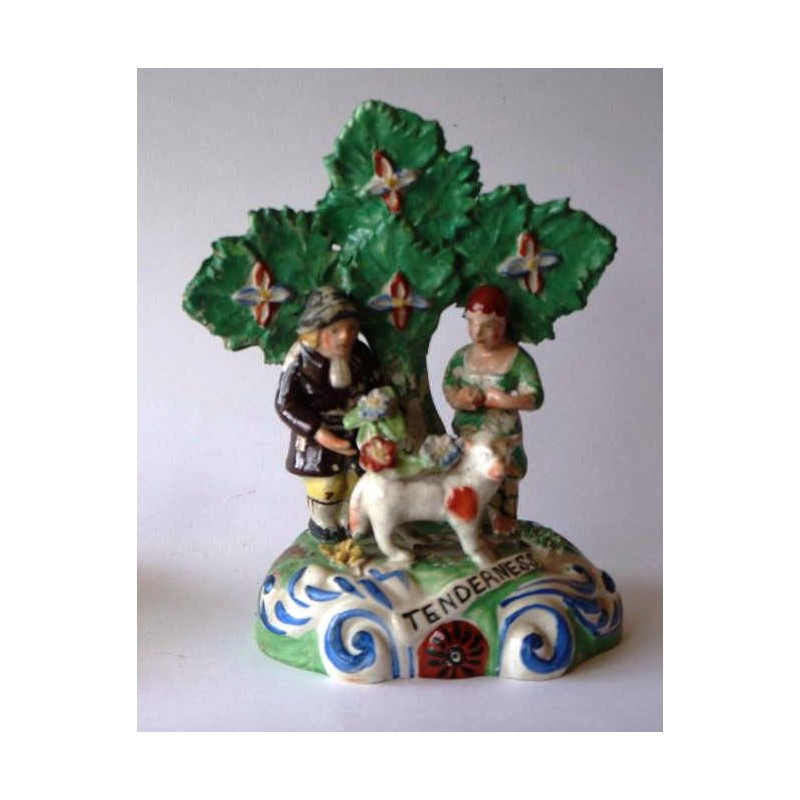 Staffordshire Pottery Tenderness