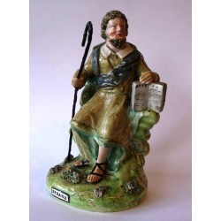 Staffordshire Pottery St Paul