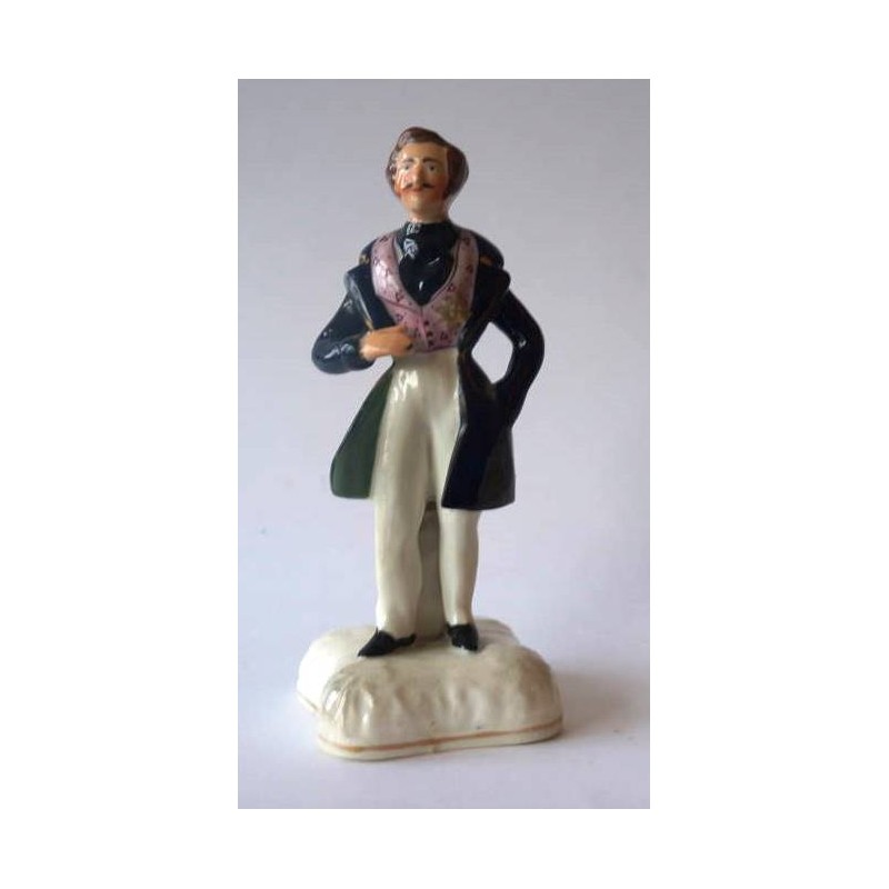 Staffordshire Pottery Albert