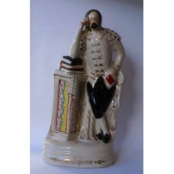 Staffordshire Pottery Shakespeare