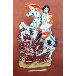 Napoleon on 'Le vizir'