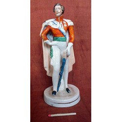 Staffordshire figure of Prince Albert