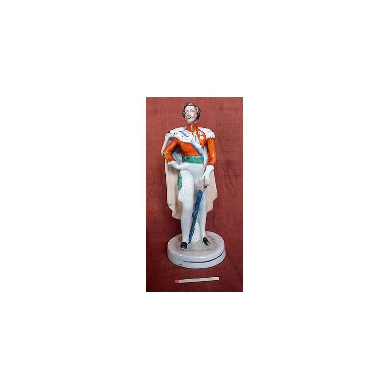 Staffordshire figure of Prince Albert