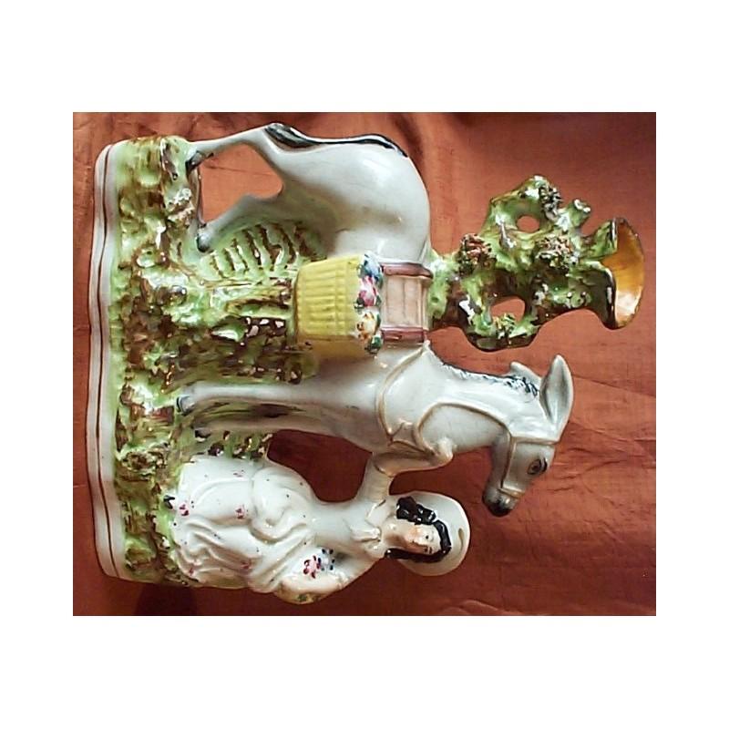Mule Spill Vase