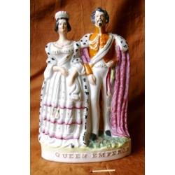 Queen & Emperor
