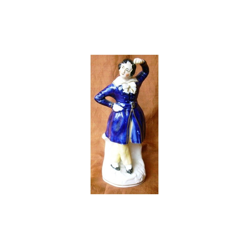 Staffordshire Theatrical Figure
