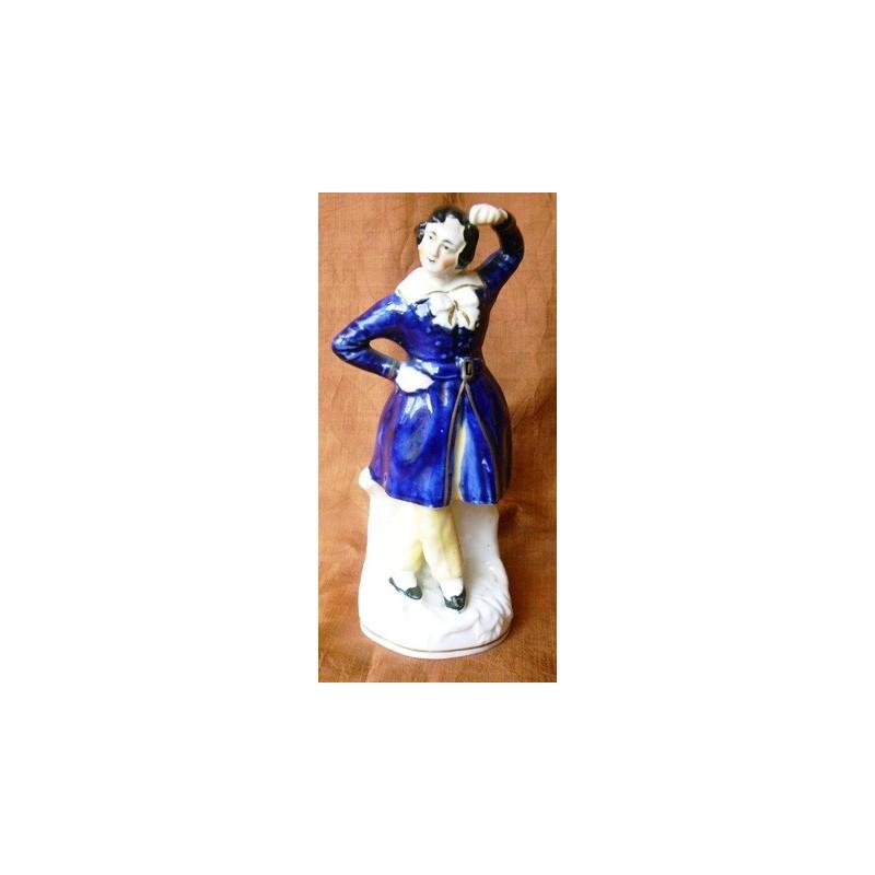 Staffordshire Theatrical Figure