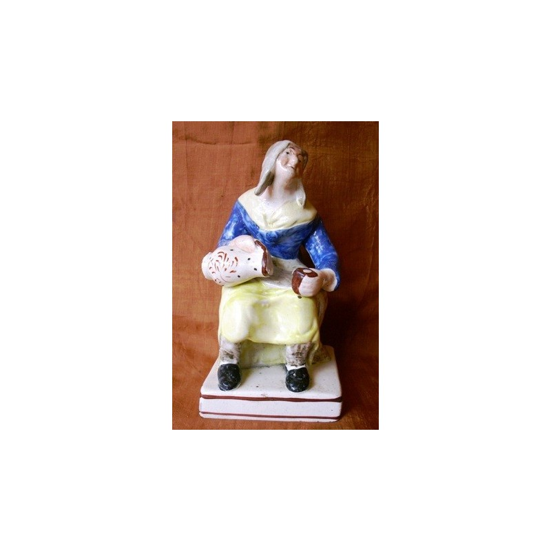 Staffordshire figure of Nell