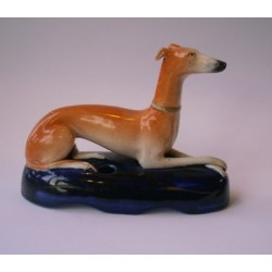 Recumbant Greyhound