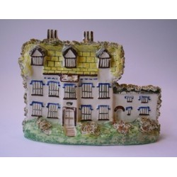Staffordshire Pottery manor house