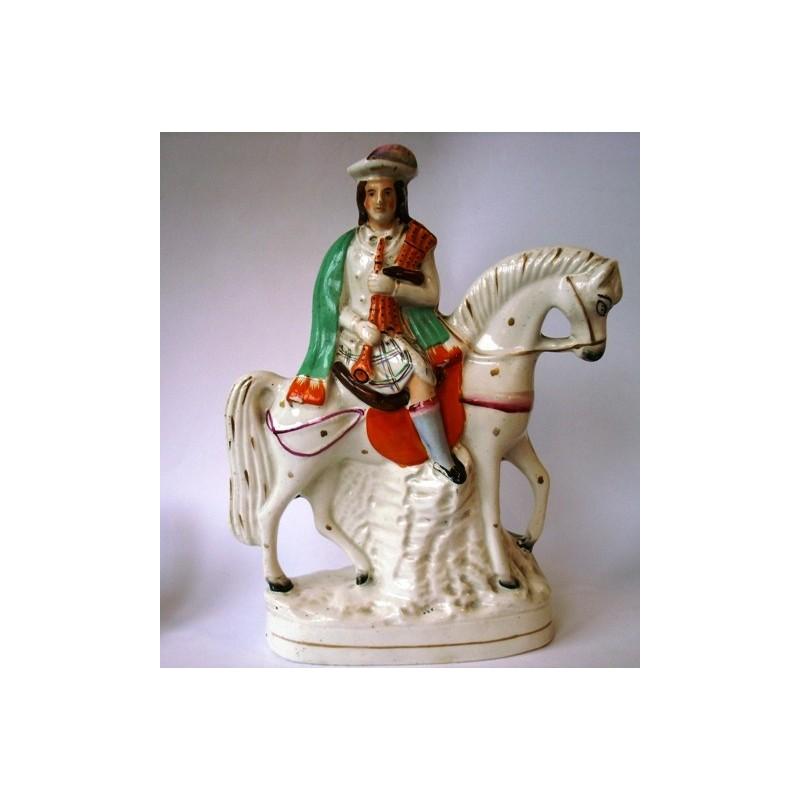 Equestrian musician