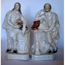 Shakespeare and Milton