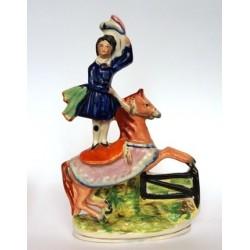 Equestrian performer