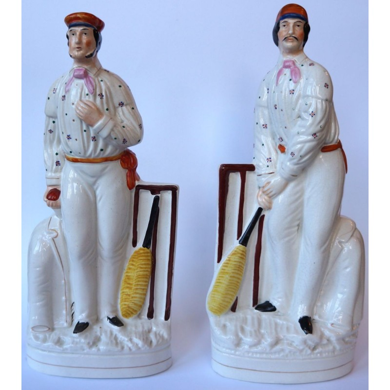 Pair Cricketers