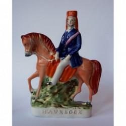 Staffordshire figure of Havelock