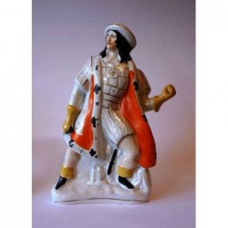 Staffordshire figure of Richard III (Shakespeare)
