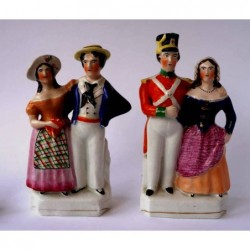Pair Soldier and Sailor with companions