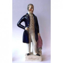 Staffordshire figure of Wellington