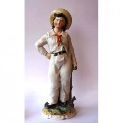 Staffordshire figure of Prince Alfred