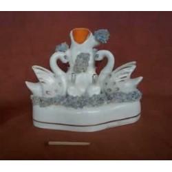 Swans Spill Vase