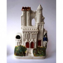 Staffordshire Pottery Castle or Mosque